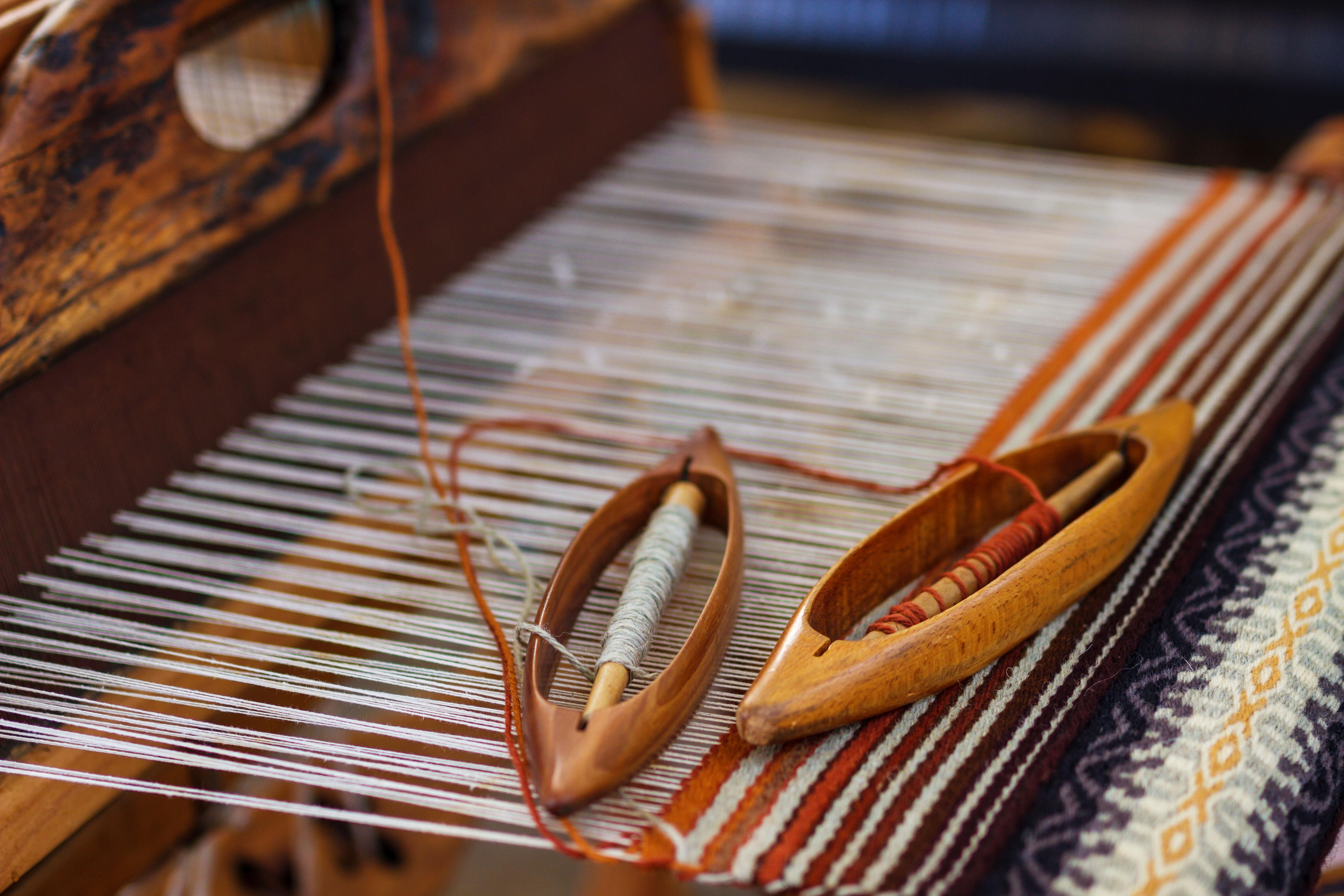 Weaving Startpage